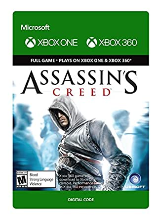 Assassin's Creed - Xbox 360 / Xbox One [Digital Code]
