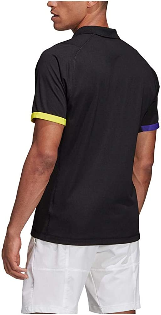 adidas Men's Limited Edition Tennis Polo Shirt : Clothing