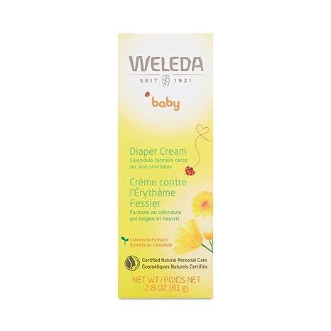 Crema Pañal de Caléndula para Bebé - Weleda (75 ml) - Se envia con