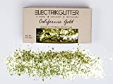 Electrik Glitter Biodegradable Body Glitter (5G) (California Gold)