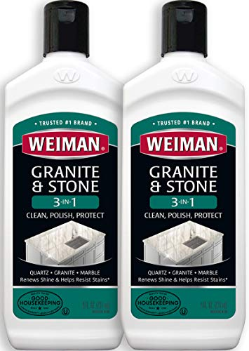 Weiman Granite Cleaner And