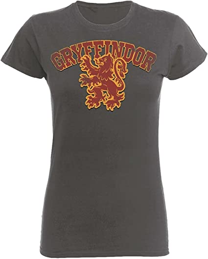 NEW /& OFFICIAL! Harry Potter /'Hufflepuff Sport/' Womens Fitted T-Shirt