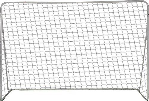 KLB Sport 6' x 4' Steel Soccer Goal W/Net