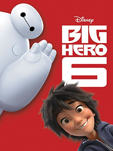 Big Hero 6 (Plus Bonus Features) -