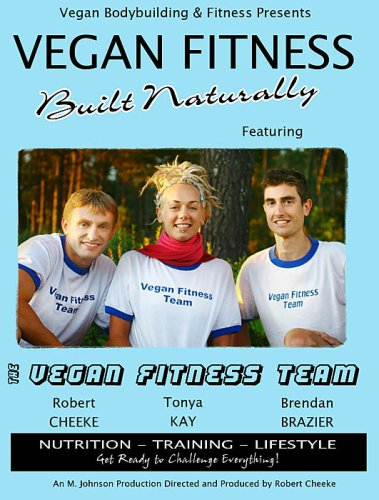 Vegan Fitness Built Natually ()