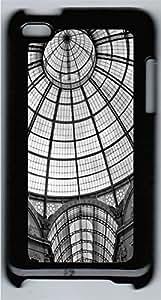 iPod 4 Case Galleria Vittorio Emanuele Ii PC Custom iPod 4 Case Cover Black