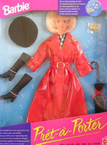 Barbie Outfit Pret-a-porter Fashion Rain Wear