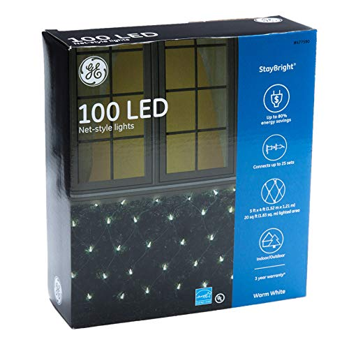 Ge Led 100 Icicle Lights in US - 9