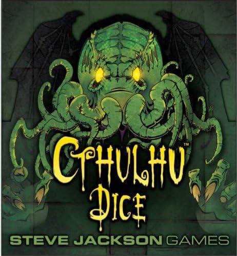 Edge Entertainment- Cthulhu Dados - español. (EDGSJ01): Amazon.es: Juguetes y juegos