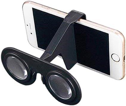 zycx123 - Mini Gafas de Realidad Virtual Plegables 3D VR para ...