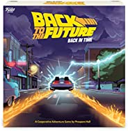 Funko Back to The Future -  Back in Time Strategy Game, Multicolour