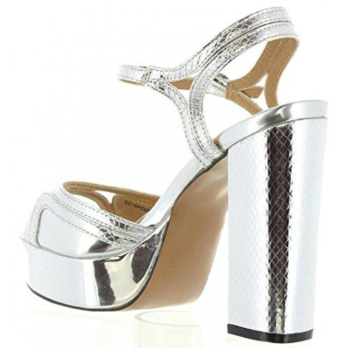Sandalias de Mujer MARIA MARE 66364 C25729 SERPIENTE P