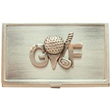 Fei Gifts Golf Business Card Holder