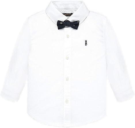 Mayoral, Camisa para bebé niño - 2111, Blanco: Amazon.es: Ropa y accesorios