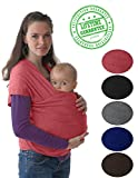 Compra #1 Style Child Carrier. This 4-in-1 Pink Baby Wrap and Infant Sling Keeps Your Baby Close. Free e-Book With Purchase, How to Bond With Your Baby, $15 Value en Usame