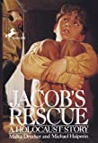 Front cover for the book Jacob's Rescue by Malka Drucker