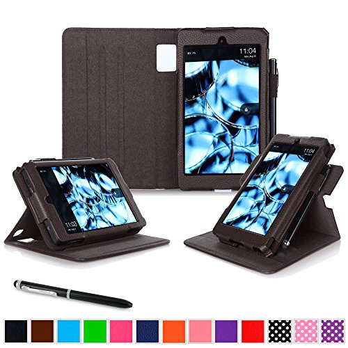 Fire HD 6 2014 Case, rooCASE Dual View Fire HD 6 Folio Ca...