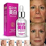 Hyaluronic Acid,LtrottedJ Anti Wrinkle Beauty Antioxidant of Chrysanthemum and Hyaluronic Acid Essence