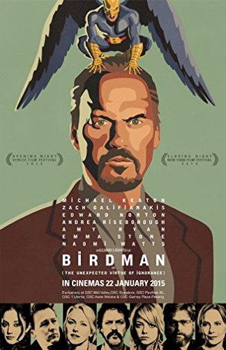 Birdman Movie Poster Large