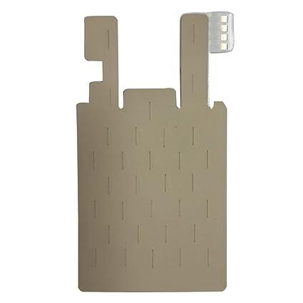 Amazon.com: mostop® Wireless Batería de carga Pegatina ...