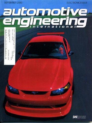 Automotive Engineering International September 2000 Ford Svt Mustang Cobra R On Cover  Dr  Reiztzles Prescription For Jaguar  Buick Blackhawk Show Car  Dual Voltage Power Networks  Java For Telematics  Twincan