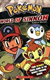 World of Sinnoh, Simcha Whitehill, 0545099382