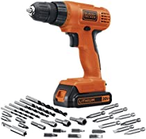 Save up to 40% on Black + Decker Tools