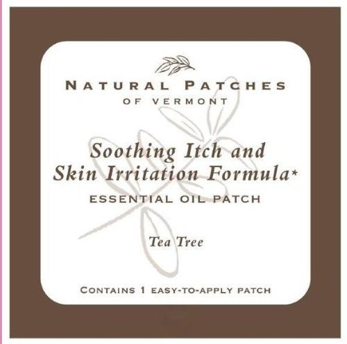 Natural Patches Of Vermont 00197 Tea Tree Essential Oil Body Patches by Natural Patches of Vermont ()