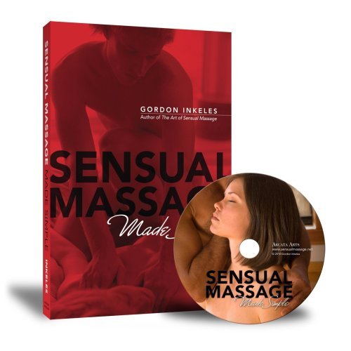 Sensual Massage Made Simple Book and DVD Set - incensecentral.us