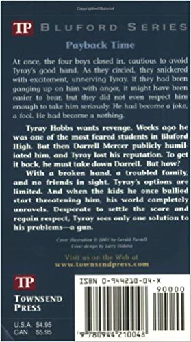 The Gun (Bluford High Series #6): Paul Langan: 9780944210048 ...