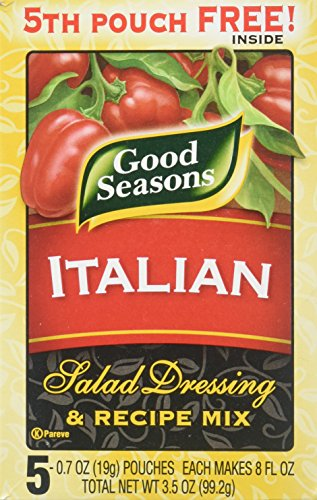 ingredients good seasons italian dressing - 5