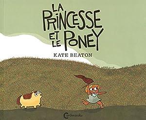 vignette de 'La princesse et le poney (Kate Beaton)'