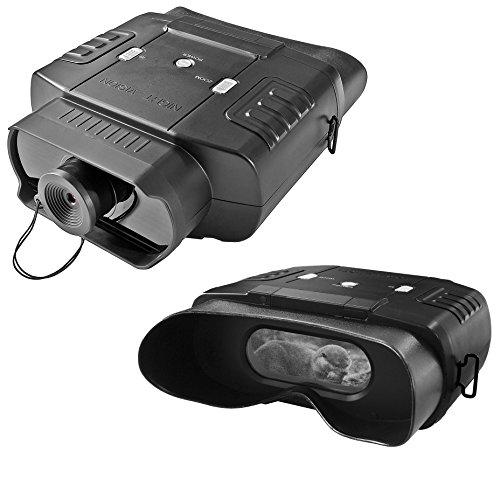 Nightfox 100V Widescreen Digital Night Vision Infrared Binocular with Zoom...