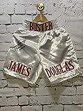"James""Buster"" Douglas Signed Boxing Shorts Trunks"