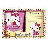 Meri Meri Party Invitations/Thank You Notes, Hello Kitty