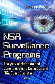 NSA Surveillance Programs: Analyses of Metadata and