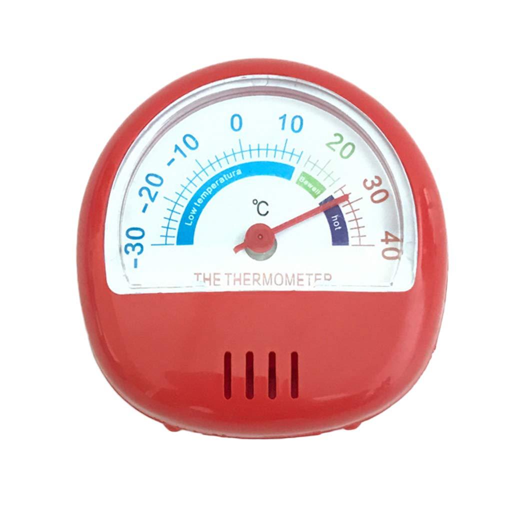 royalr Mini indicador del dial Termómetro del refrigerador 3 ...
