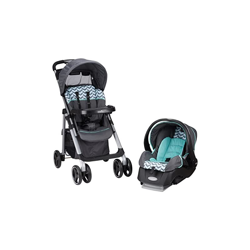 Evenflo Vive Travel System with Embrace,