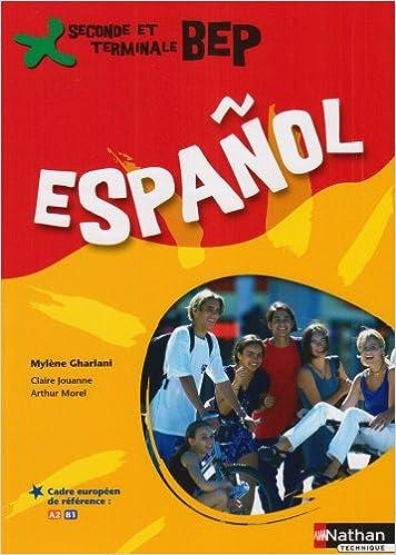 Livre gratuits en ligne Espanol 2e et Tle BEP pdf