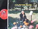 THE REINER SOUND- RAVEL -RAPSODIE - PAVAN - RACHMANINOFF- ISLE OF THE DEAD