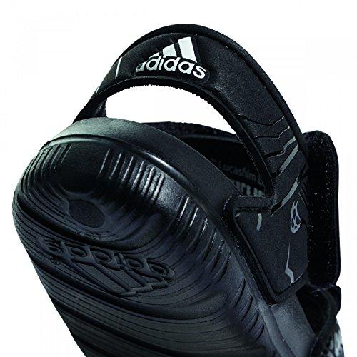 adidas Star Wars Altaswim I, Sandalias con Punta Abierta Unisex Niños Negro (Negbas / Gricin / Ftwbla 000)