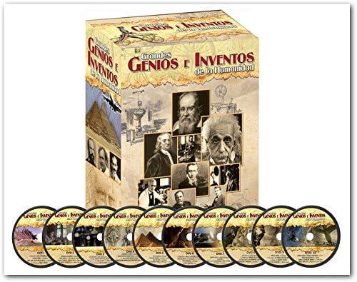 GRANDES GENIOS E INVENTOS DE LA HUMANIDAD: Amazon.es: Amazon.es