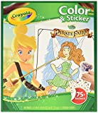 Best Crayola Book Of Colors - Crayola Fairies Color 'n Sticker Books Review
