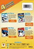 On thin Ice / South Pole Adventures / Meet Pingu / Chillin with Pingu (Pingu 4 Feature Set)