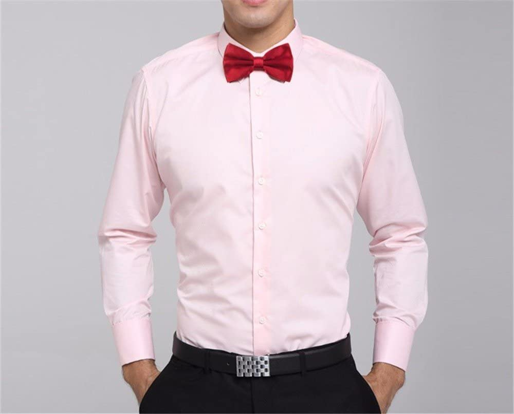 GENTLEE - Corbata para Hombre, diseño de Lazo, Color Negro, Rojo y ...