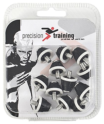 Precision Training Premier Pro Fútbol Tacos, color delete, tamaño talla única delete