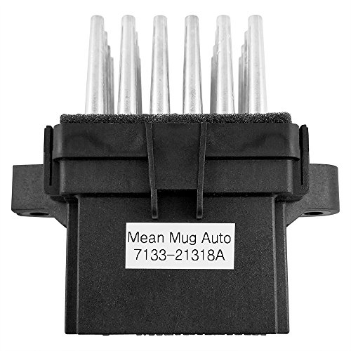 (Mean Mug Auto 7133-21318A (A/C - Heater) HVAC Blower Motor Resistor - For: Chevrolet, GMC, Buick, Saturn - Replaces: 15141283 )