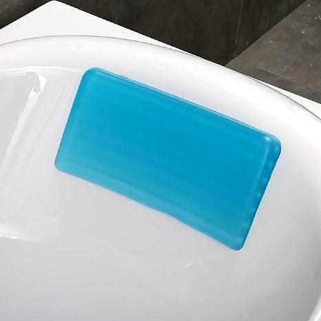 jingbo Almohada de baño NTP016 Silicona Antideslizante cojín ...