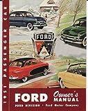 1951 Ford Passenger Car Owner's Manual