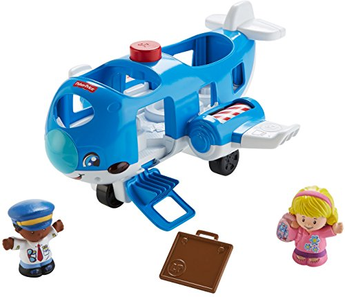 511oZsyOGsL - Fisher-Price Little People Travel Together Airplane Vehicle